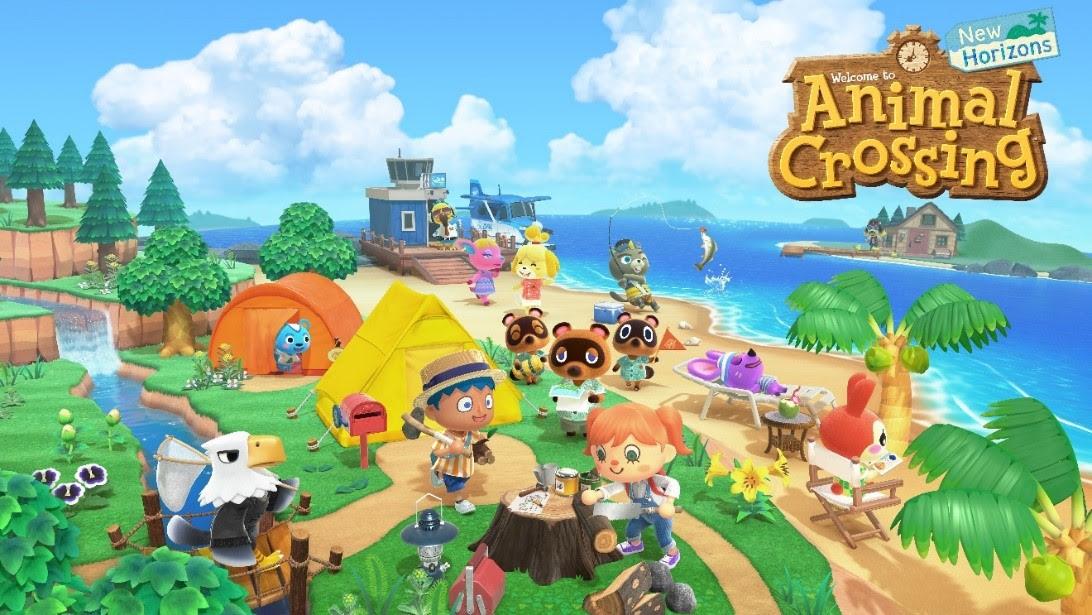 Animal Crossing: New Horizonsvende 7 millones de copias en Europa