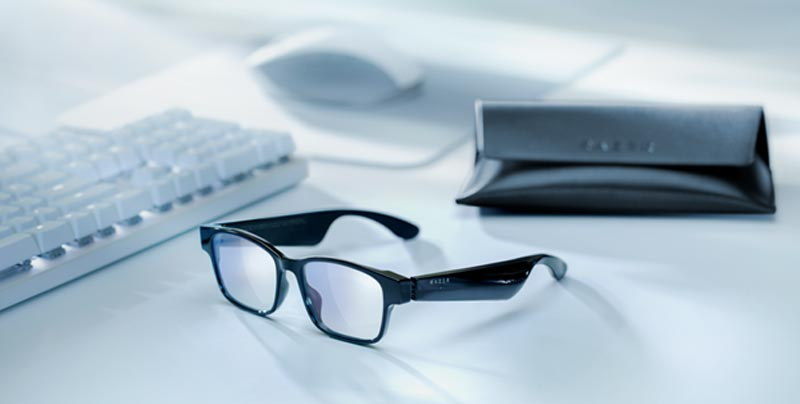 Así son las Anzu. Las primeras smartglasses de Razer