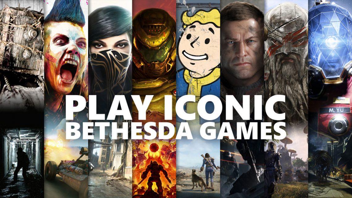 Los títulos de Bethesda ya disponible en Xbox Game Pass