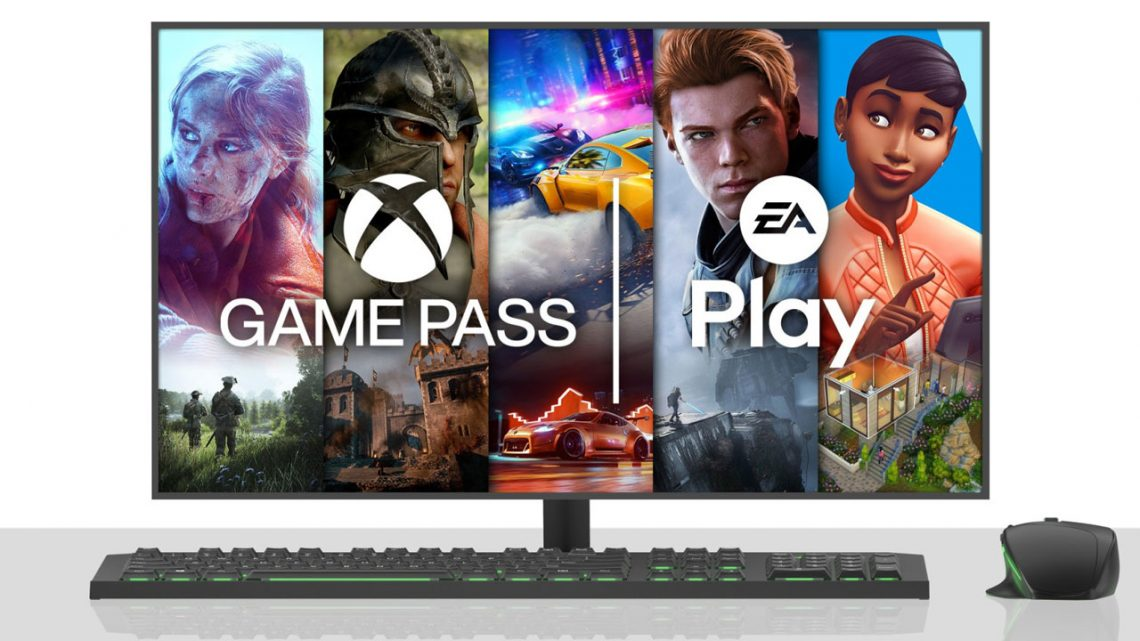 EA Play ya en el Game Pass Ultimate para PC