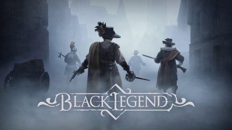 Tráiler de lanzamiento del RPG táctico Black Legend, a la venta el 25 de marzo para PC y consolas