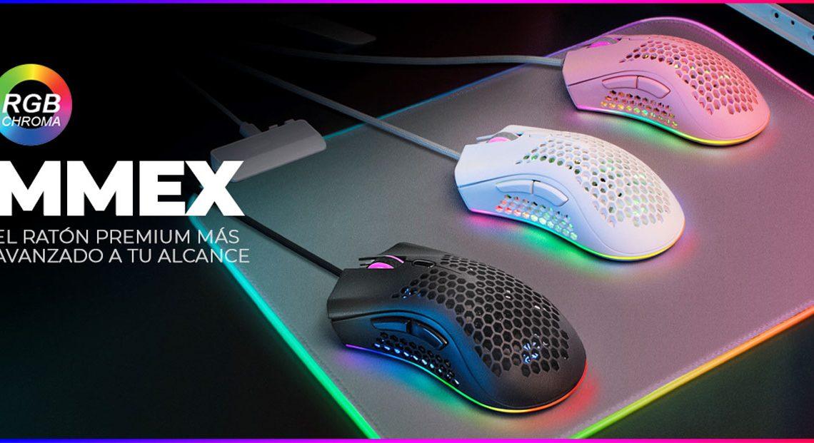 Mars Gaming presenta el Premium MMEX
