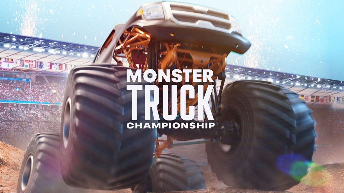 Ya esta disponible Monster Truck Championship
