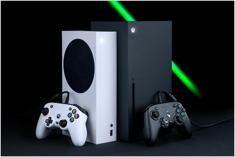Así es el Pro Compact, el nuevo mando de Nacon para Xbox