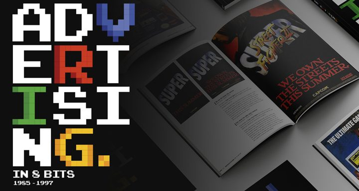 Se inicia el Kickstarter de «Advertising in 8 bits»