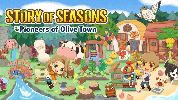 Story of Seasons: Pioneers of Olive Town ya en Nintendo Switch