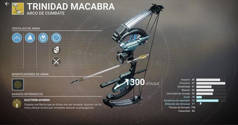 Consigue el mejor equipamiento de Destiny 2