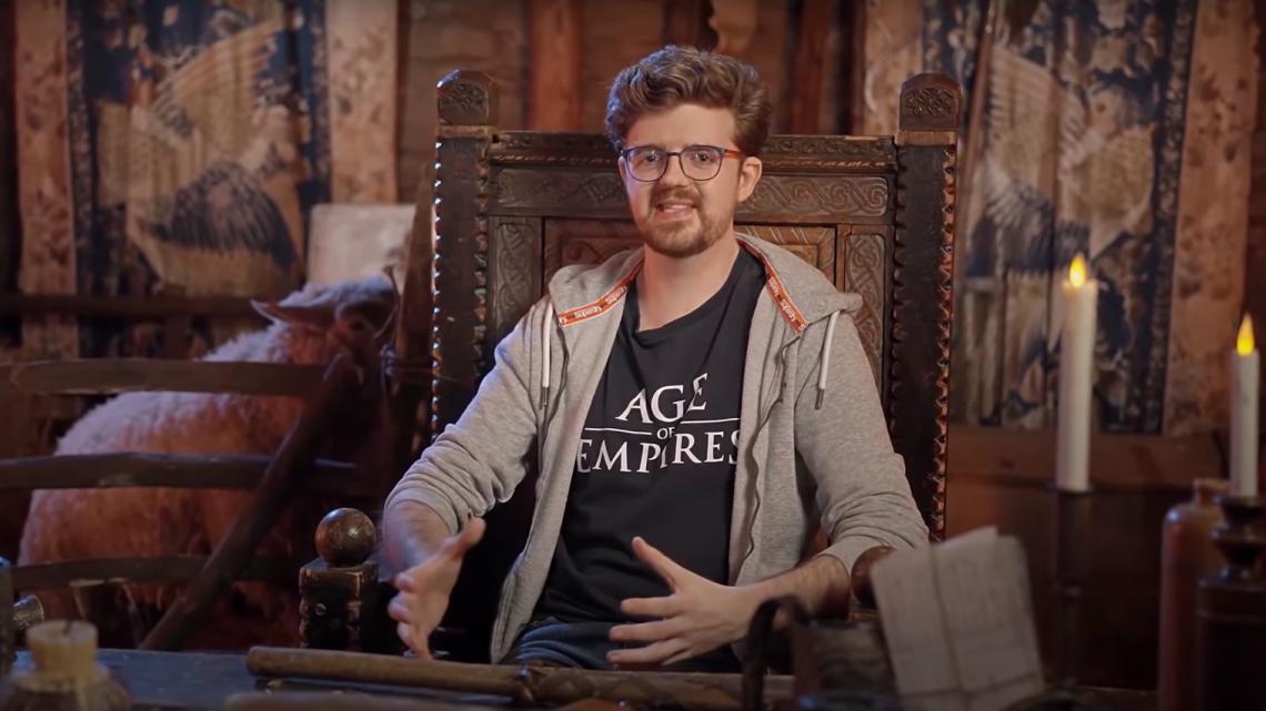Todos los anuncios del Age of Empires: Fan Preview en vídeo