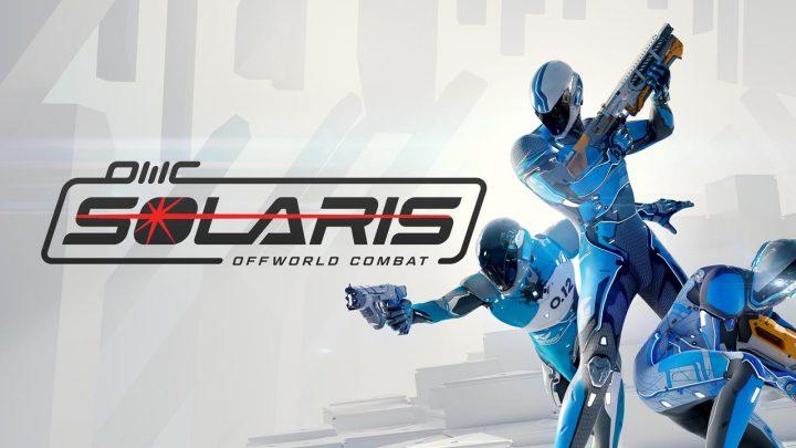 Solaris Offworld Combat en formato físico para PS4.