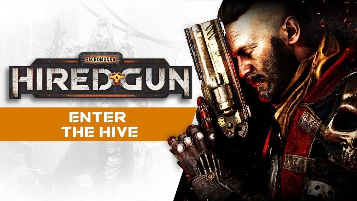 Nuevo tráiler de Necromunda: Hired Gun «Dentro de la colmena»