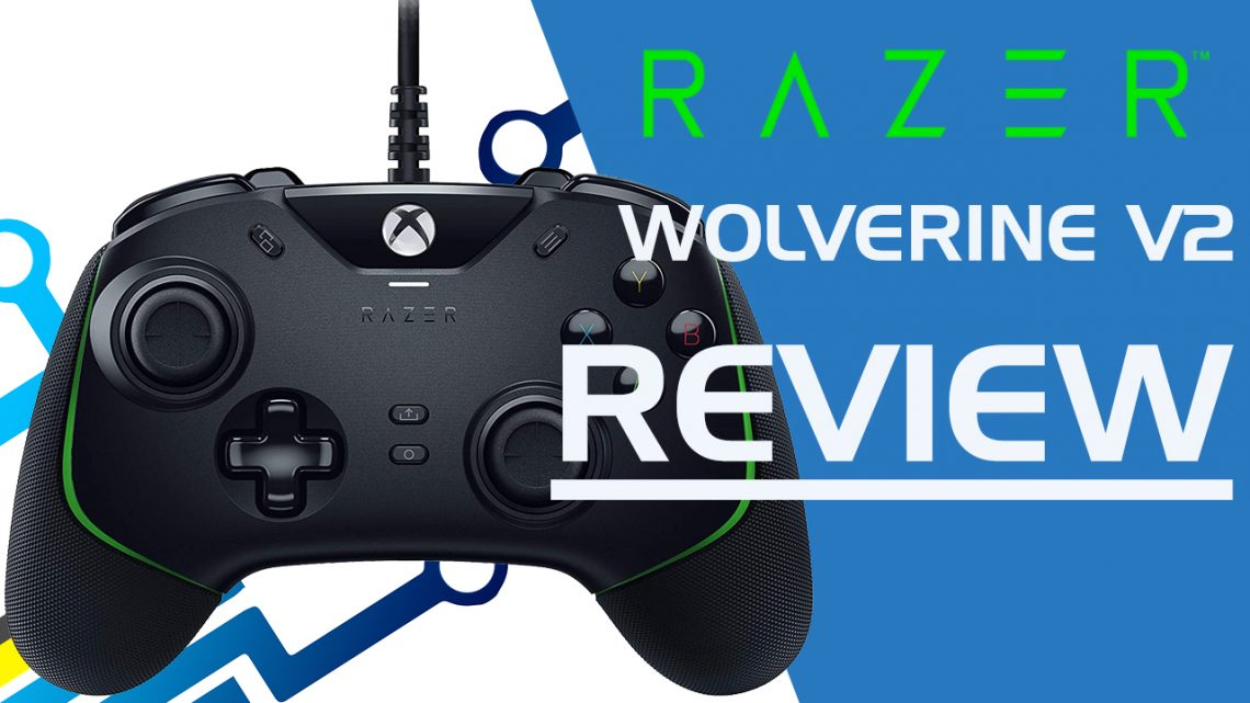 Review Razer Wolverine V2