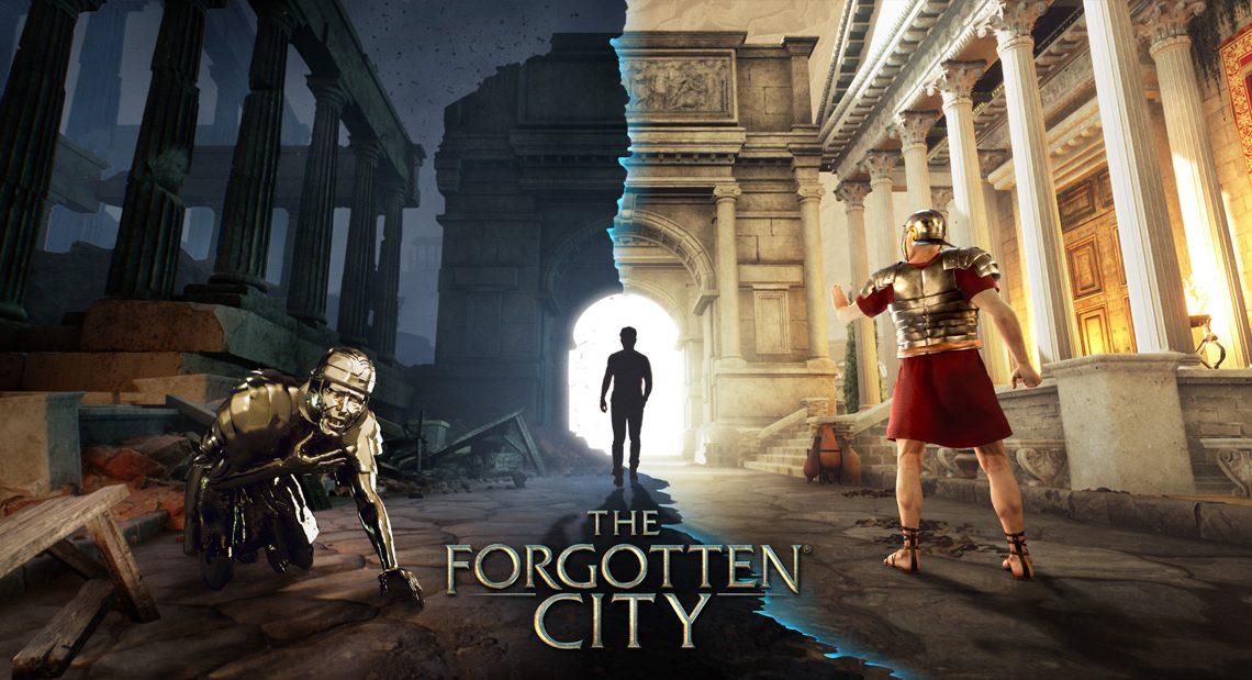 La edición física de The Forgotten City se pone a la venta el 30 de Septiembre