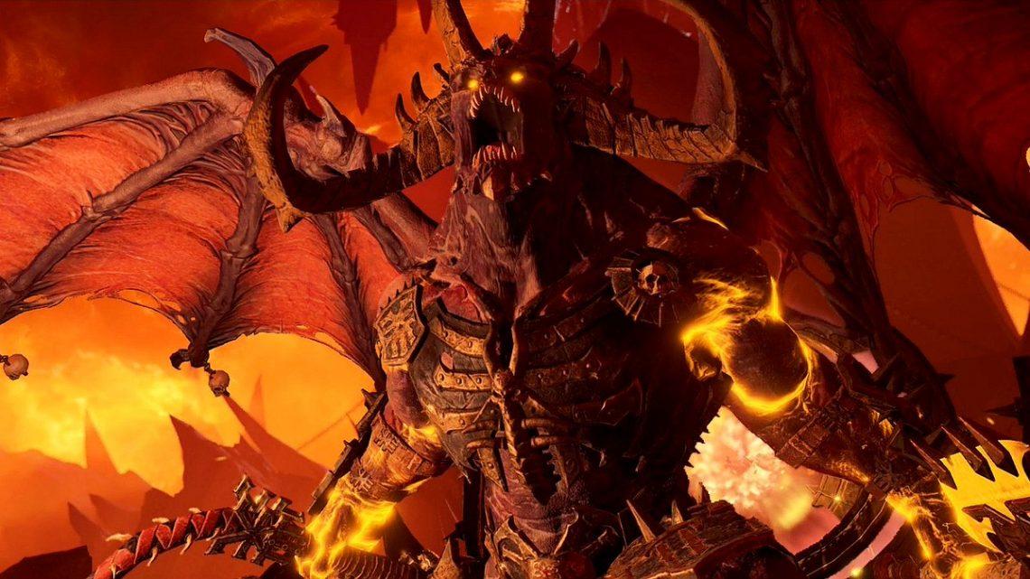 El nuevo tráiler cinemático de Total War: WARHAMMER III enfrenta a Kislev VS Khorne