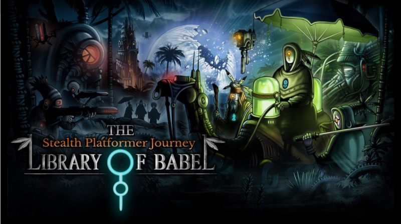 Tráiler de The Library of Babel, que llegará próximamente a PlayStation