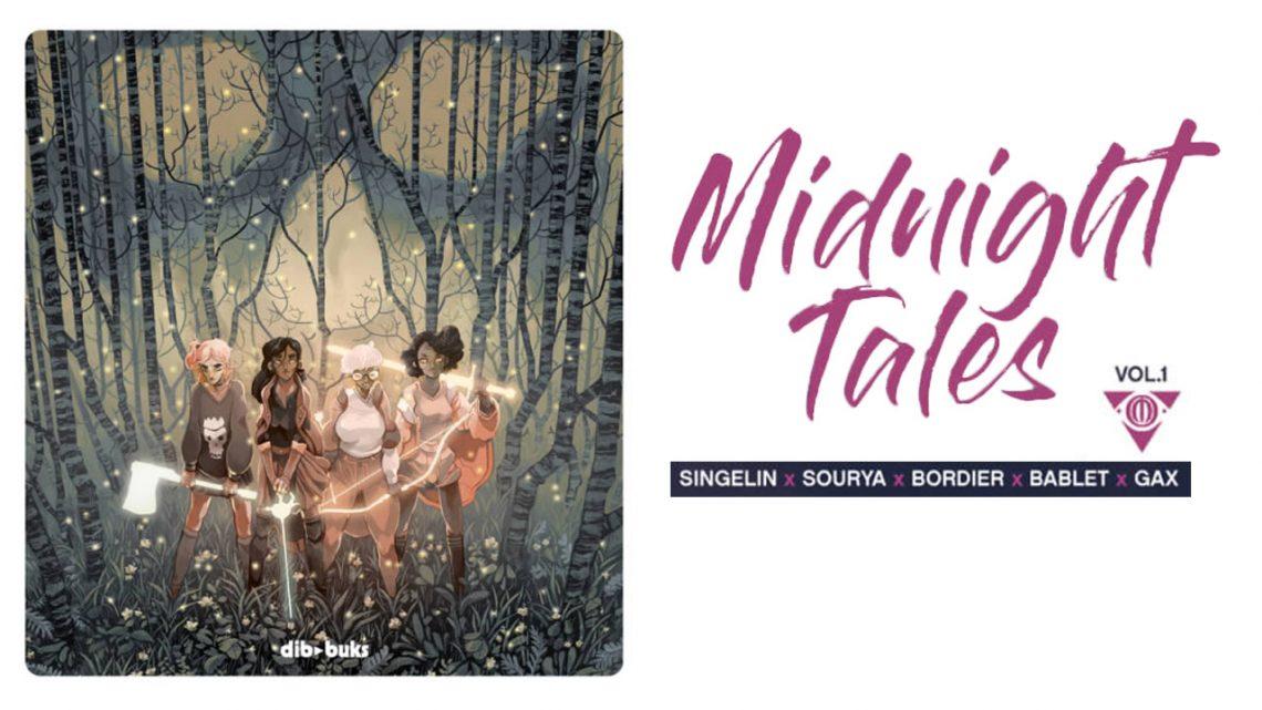 Midnight Tales vol 1, Mathieu Bablet