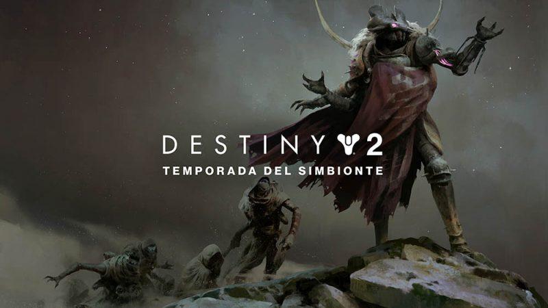 Tráiler oficial de la Temporada del Simbionte de Destiny 2 en castellano