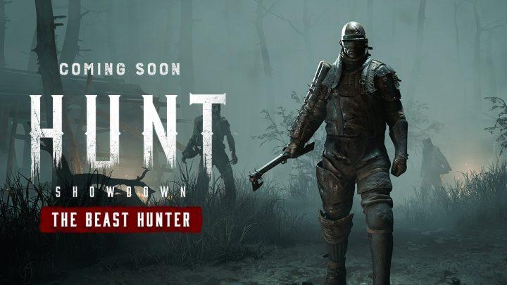 Hunt: Showdown presenta a un nuevo cazador legendario, el Cazador de Bestias