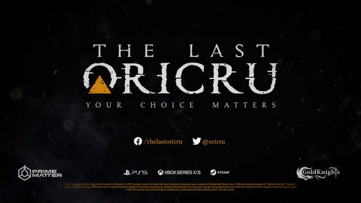 """Studio GoldKnights presenta """"The Last Oricru"""", un RPG de acción cooperativa donde las elecciones importan"""