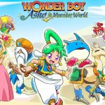 Wonder Boy Boy Asha in Monster World
