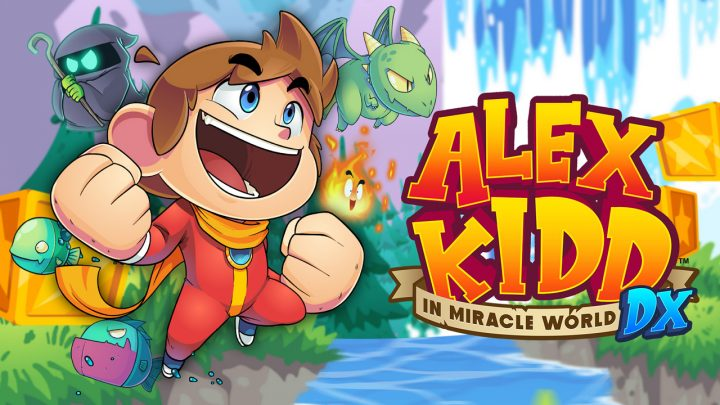 Análisis Alex Kidd In Miracle World DX