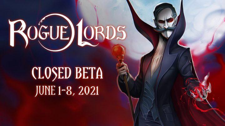 Beta cerrada de Rogue Lords