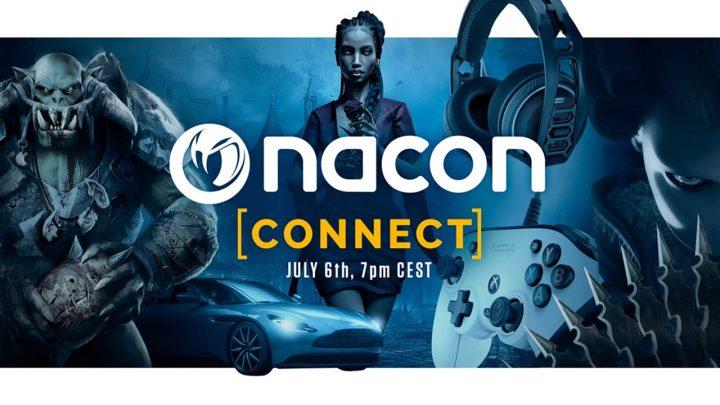 Nacon Connect el 6 de julio a las 19:00 horas
