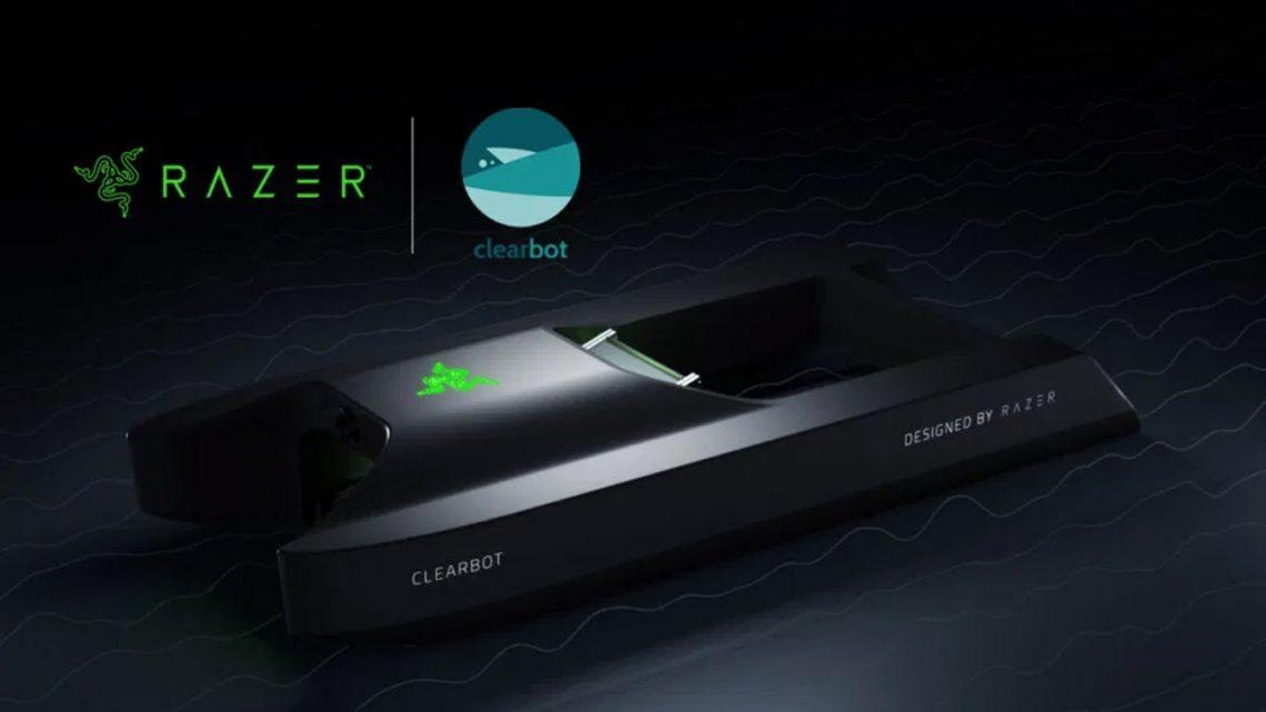 Te presentamos Clearbot, el dron de Razer.