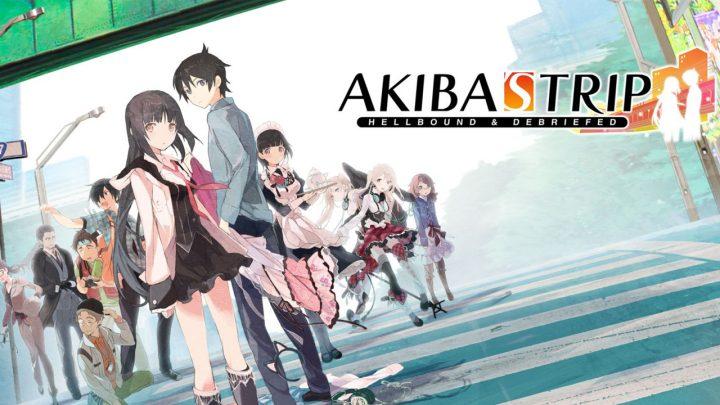 Análisis Akiba's Trip: Hellbound & Debriefed