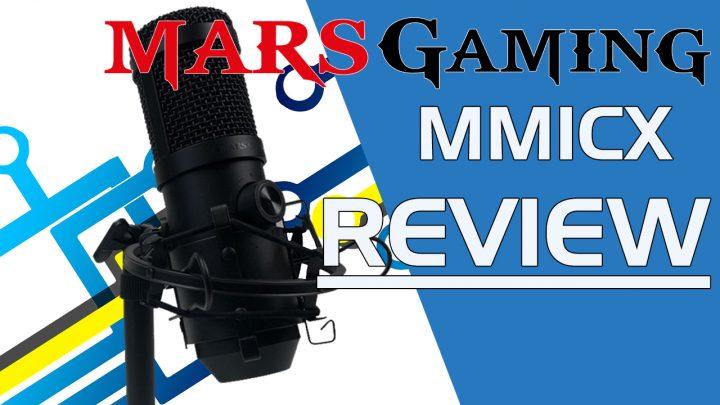 Review Mars Gaming MMICX