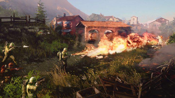 Company of Heroes 3 presenta el primer video de su serie de diaros del desarrollador