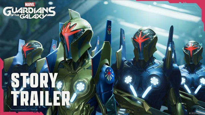 Nuevo y gamberro trailer de Marvel's Guardians of the Galaxy