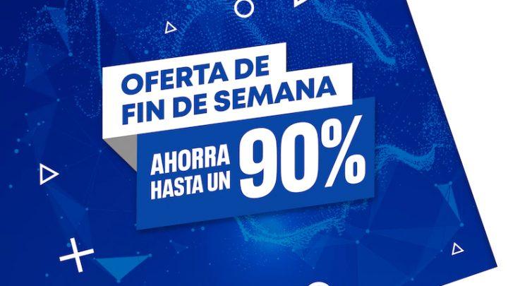 Ofertas de Fin de Semana en PlayStation Store con descuentos de hasta el 90% y juegos desde 1€ hasta el 27 de septiembre