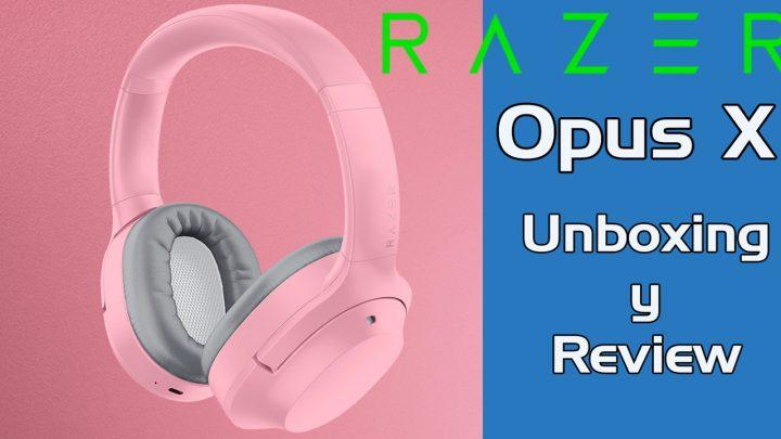 Unboxing y Review Razer Opus X