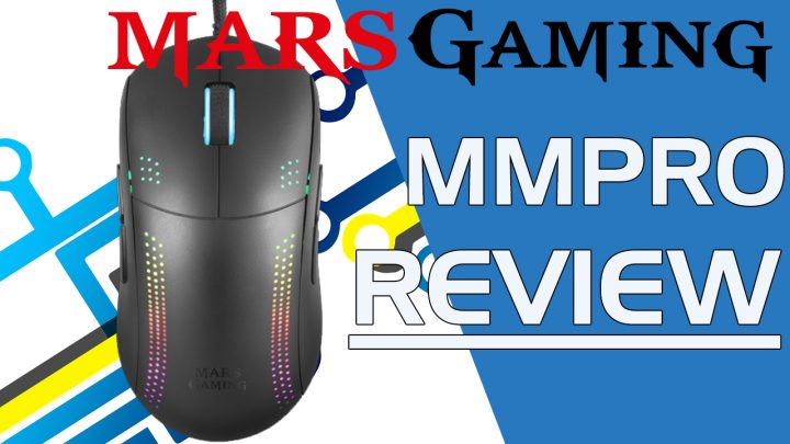 Unboxing y Review Mars Gaming MMPRO