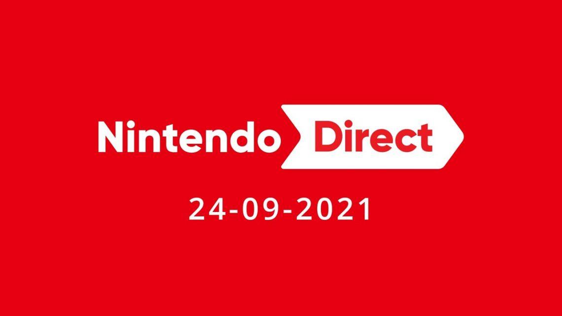Nuevo Nintendo Direct el 24 de septiembre
