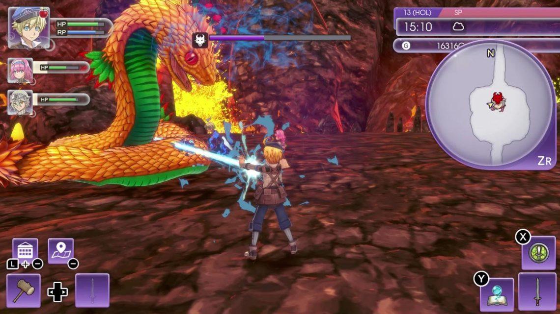 Rune Factory 5 llega el 25 de marzo para Nintendo Switch