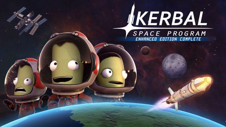 Kerbal Space Program: Enhanced Edition ya a la venta para PlayStation 5 y Xbox Series X S